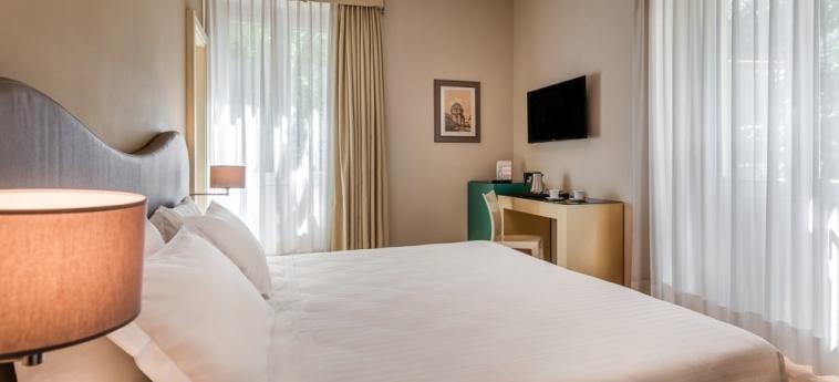Hotel La Fortezza: Superiorzimmer FLORENZ