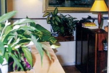 Hotel Airone: Empfang FLORENZ