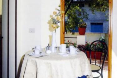 Hotel Airone: Frühstücksraum FLORENZ