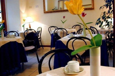 Hotel Airone: Restaurant FLORENZ