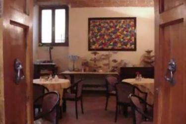 Hotel Porta Faenza: Restaurant FLORENZ