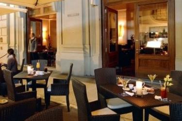 Hotel Savoy: Bar FLORENZ