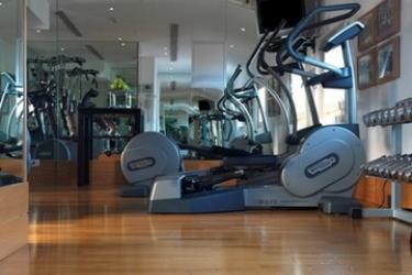 Hotel Savoy: Fitnesscenter FLORENZ