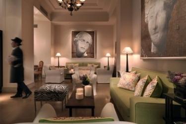Hotel Savoy: Lobby FLORENZ