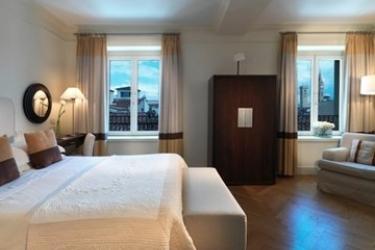Hotel Savoy: Schlafzimmer FLORENZ