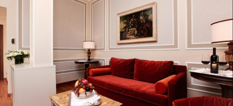 Hotel Sina Villa Medici, Autograph Collection: Hall FLORENZ