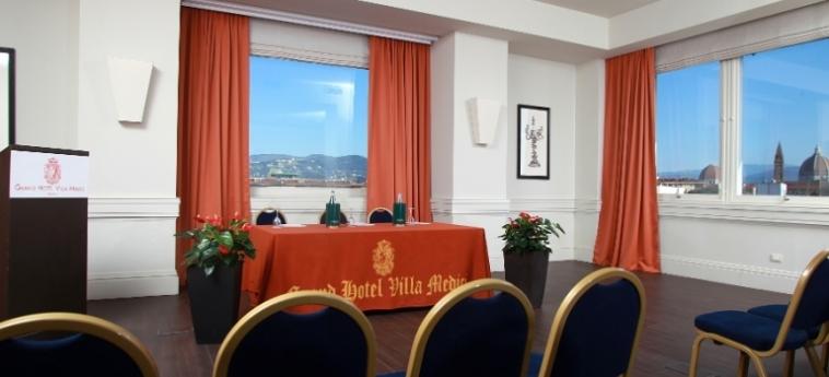 Hotel Sina Villa Medici, Autograph Collection: Konferenzraum FLORENZ
