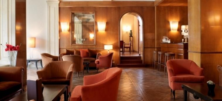 Hotel Sina Villa Medici, Autograph Collection: Lounge FLORENZ