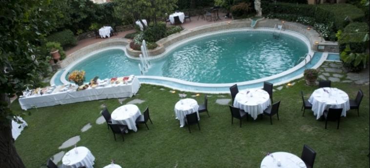 Hotel Sina Villa Medici, Autograph Collection: Restaurant FLORENZ