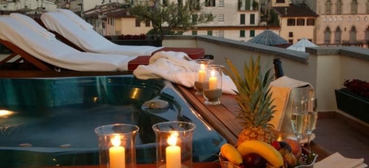 Hotel Sina Villa Medici, Autograph Collection: Suite FLORENZ