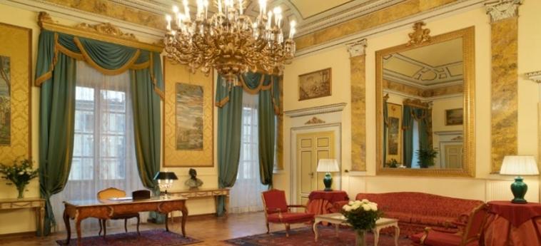 Hotel Sina Villa Medici, Autograph Collection: Zimmer- Detail FLORENZ