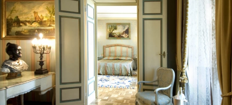 Hotel Sina Villa Medici, Autograph Collection: Zimmer Suite FLORENZ
