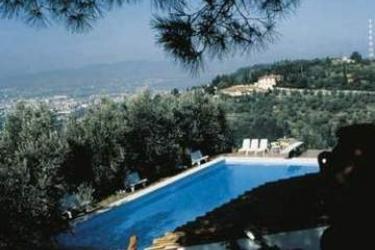 Hotel Villa Le Rondini: Außenschwimmbad FLORENZ