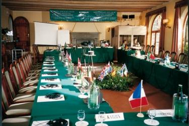Hotel Villa Le Rondini: Konferenzraum FLORENZ