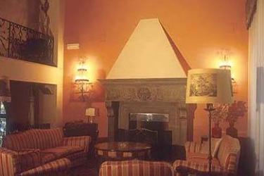 Hotel Villa Le Rondini: Lounge FLORENZ
