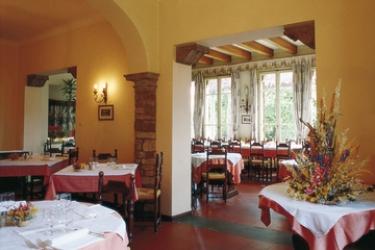 Hotel Villa Le Rondini: Restaurant FLORENZ