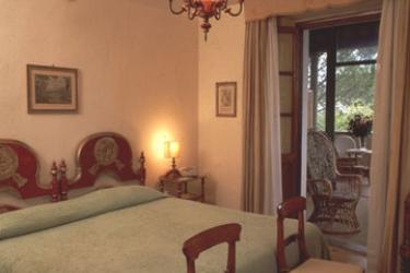 Hotel Villa Le Rondini: Schlafzimmer FLORENZ