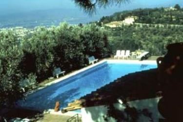 Hotel Villa Le Rondini: Swimming Pool FLORENZ