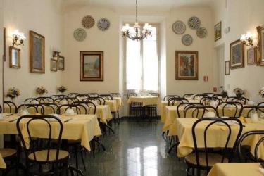 Hotel Maxim: Restaurant FLORENZ