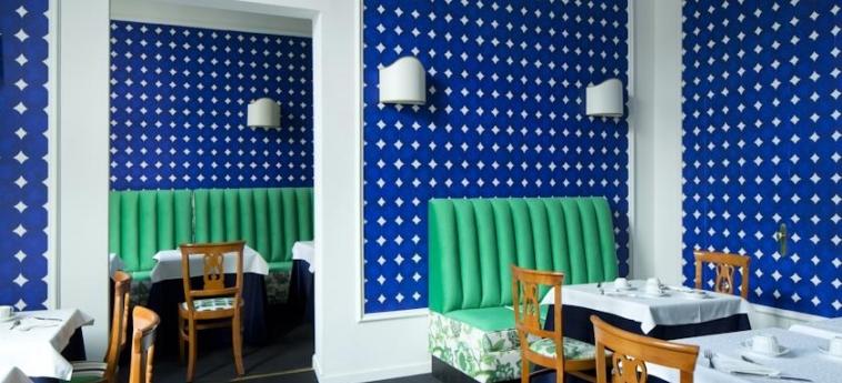 Hotel Room Mate Luca: Frühstücksraum FLORENZ