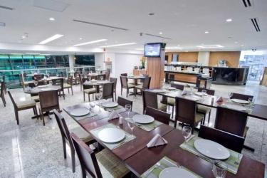 Hotel Slaviero Executive Viacatarina: Bar FLORIANOPOLIS