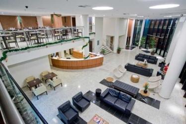 Hotel Slaviero Executive Viacatarina: Lobby FLORIANOPOLIS
