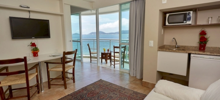 Palace Praia Hotel: Vista Aerea FLORIANOPOLIS