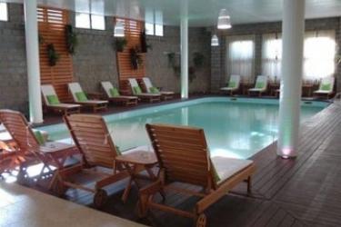 Hotel Praia Mole: Piscina Coperta FLORIANOPOLIS