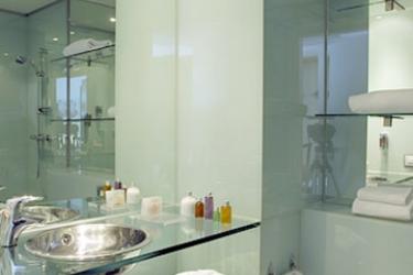 Hotel Executive: Badezimmer FORLÌ