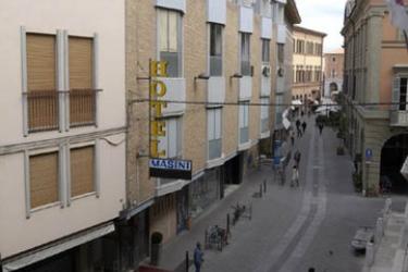 Hotel Masini: Außen FORLÌ