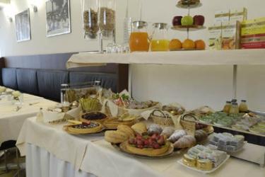 Hotel Masini: Frühstücksraum FORLÌ