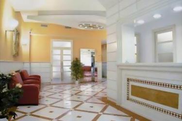 Hotel Masini: Hall FORLÌ