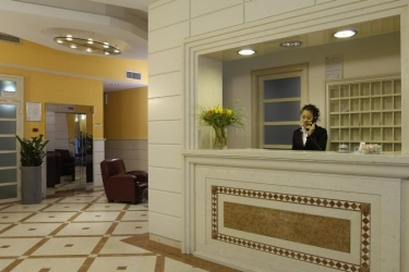 Hotel Masini: Lobby FORLÌ