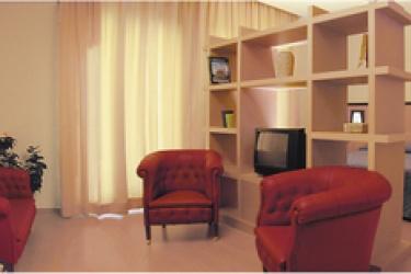 Hotel Masini: Zimmer Suite FORLÌ