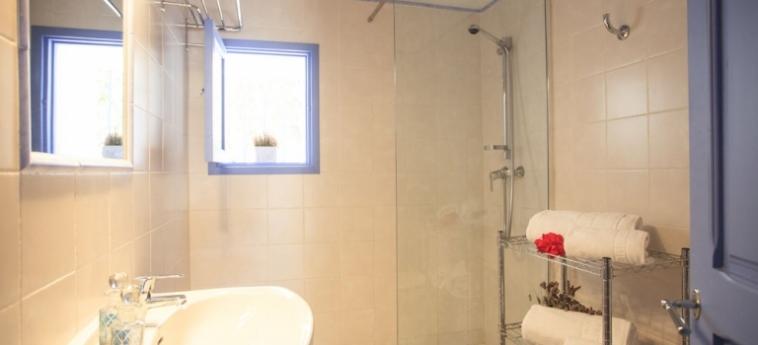 Hotel Sa Esglesia- Formentera Mar: Hotelhalle FORMENTERA - BALEARISCHEN INSELN