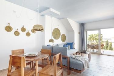 Hotel Apartamentos Castavi: Salotto FORMENTERA - BALEARISCHEN INSELN
