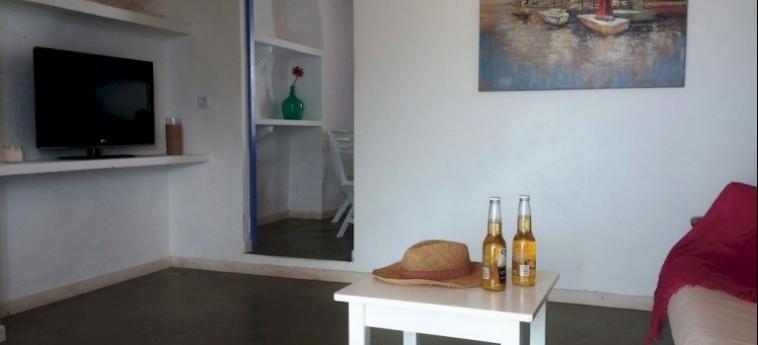 Hotel Sa Esglesia- Formentera Mar: Villette FORMENTERA - ILES BALEARES