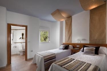 Hotel Apartamentos Castavi: Chambre jumeau FORMENTERA - ILES BALEARES