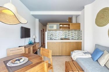 Hotel Apartamentos Castavi: Cocina FORMENTERA - ISLAS BALEARES