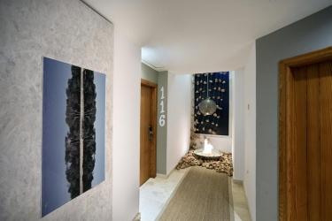 Hotel Apartamentos Castavi: Pasillo FORMENTERA - ISLAS BALEARES