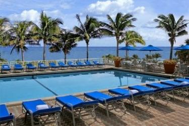 Hotel The Westin Fort Lauderdale Beach Resort: Piscina Exterior FORT LAUDERDALE (FL)