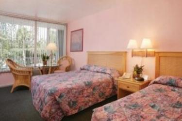 Hotel Outrigger Beach Resort: Bedroom FORT MYERS BEACH (FL)