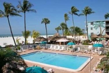 Hotel Outrigger Beach Resort: Outdoor Swimmingpool FORT MYERS BEACH (FL)
