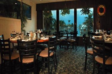 Hotel Outrigger Beach Resort: Restaurant FORT MYERS BEACH (FL)