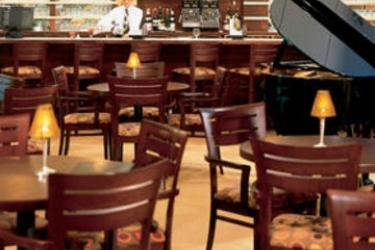 Hotel Diamondhead Beach Resort: Lounge Bar FORT MYERS (FL)