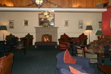 Ben Nevis Hotel & Leisure Club: Lobby FORT WILLIAM