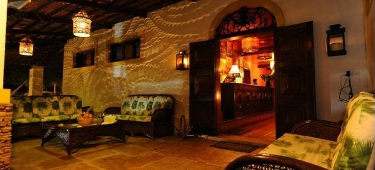Hotel Barbanera Club: Lobby FORTALEZA