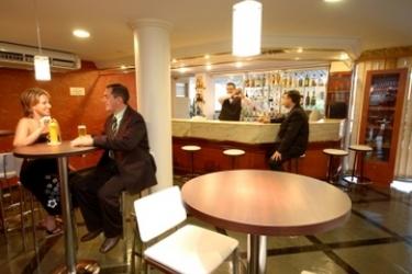 Hotel Rafain Centro: Bar FOZ DO IGUACU