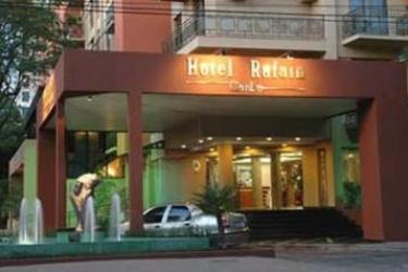 Hotel Rafain Centro: Entrata FOZ DO IGUACU