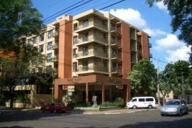 Hotel Rafain Centro: Esterno FOZ DO IGUACU